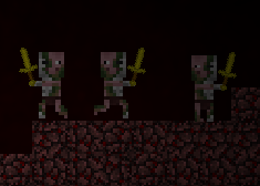 File:A group of zombie pigmen in the Nether.png