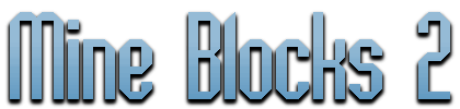 Mine Blocks title